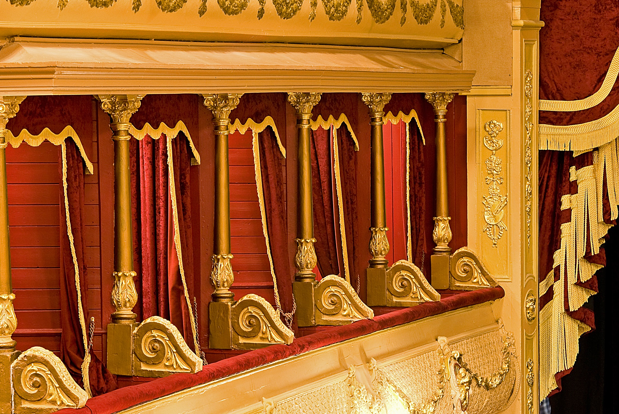 City Varieties Boxes