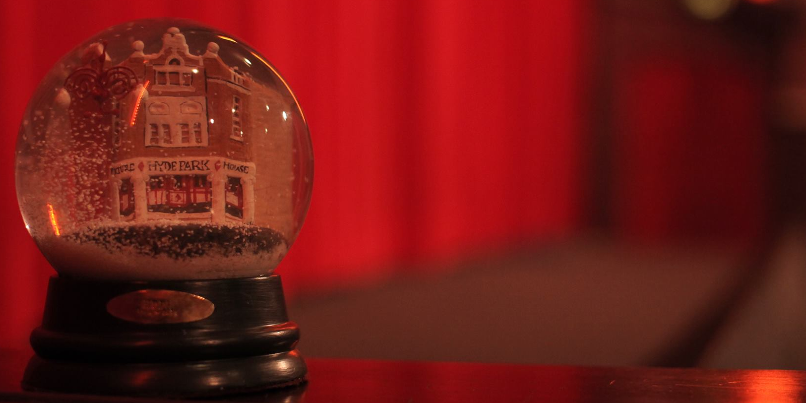 Snowglobe at Hyde Park Picture House