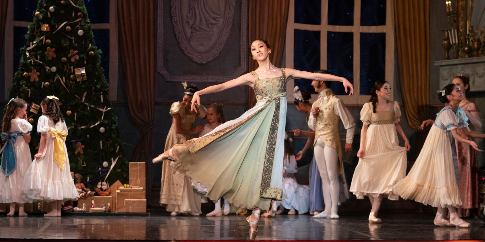 Northern Ballet's The Nutcracker