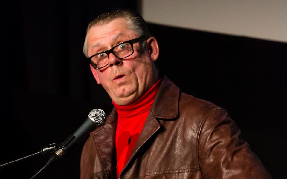 Comedian John Shuttleworth